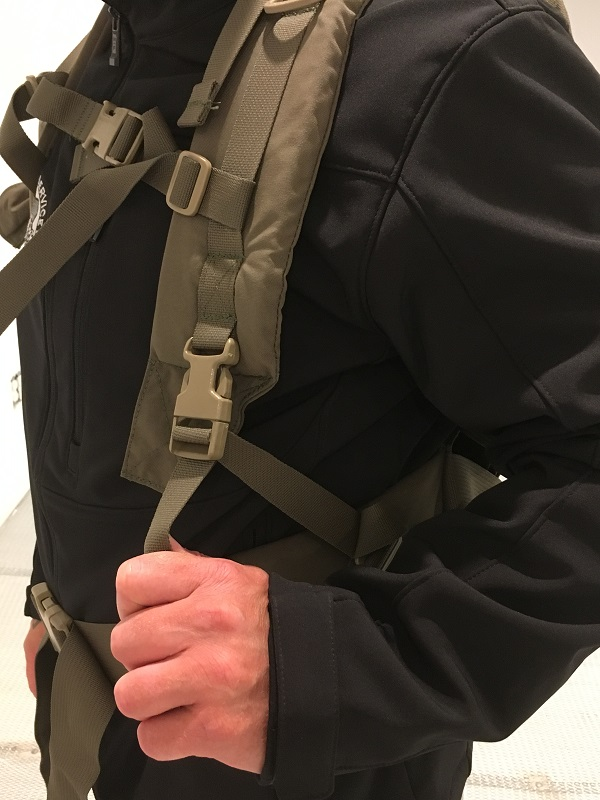 Adjustable Under Shoulder Strap
